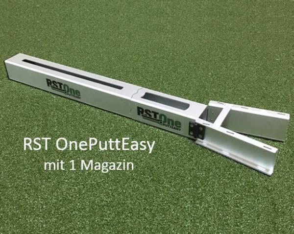 RST OnePuttEasy: Ein Magazin